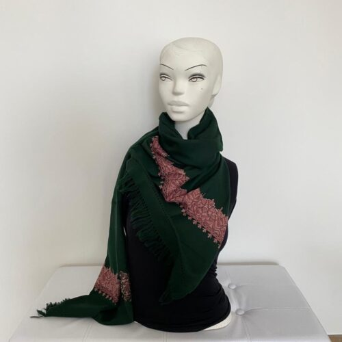 Ersta wool shawl