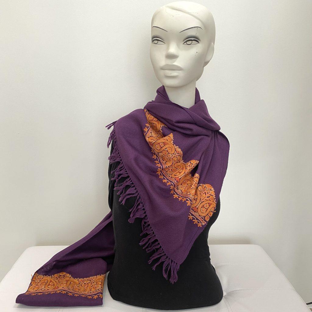 Sigal wool shawl