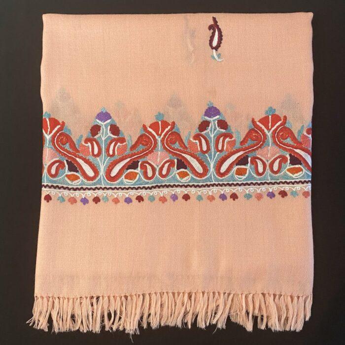 Piki Wool Shawl