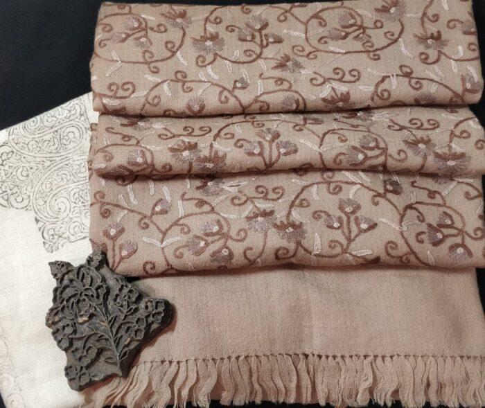 Galvin wool shawl
