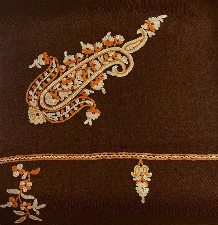 Abani wool shawl