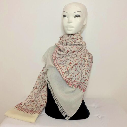 Airlia wool shawl