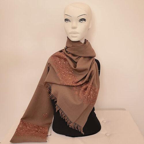 Darani Wool Shawl